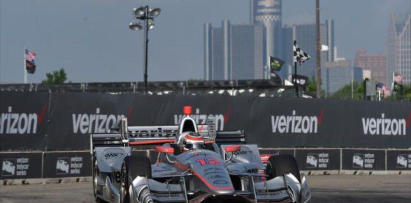 Indycar | Power torna alla vittoria a Detroit