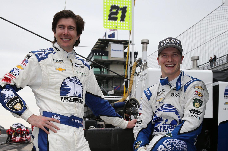 Indycar | Hildebrand sostituirà Newgarden nelle prossime gare