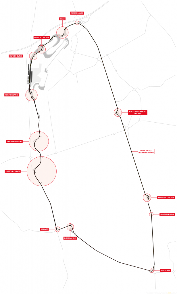 WEC   24h di Le Mans 2019 - Anteprima 5
