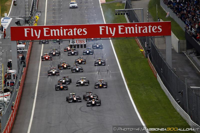 GP2 | GP Austria - Anteprima