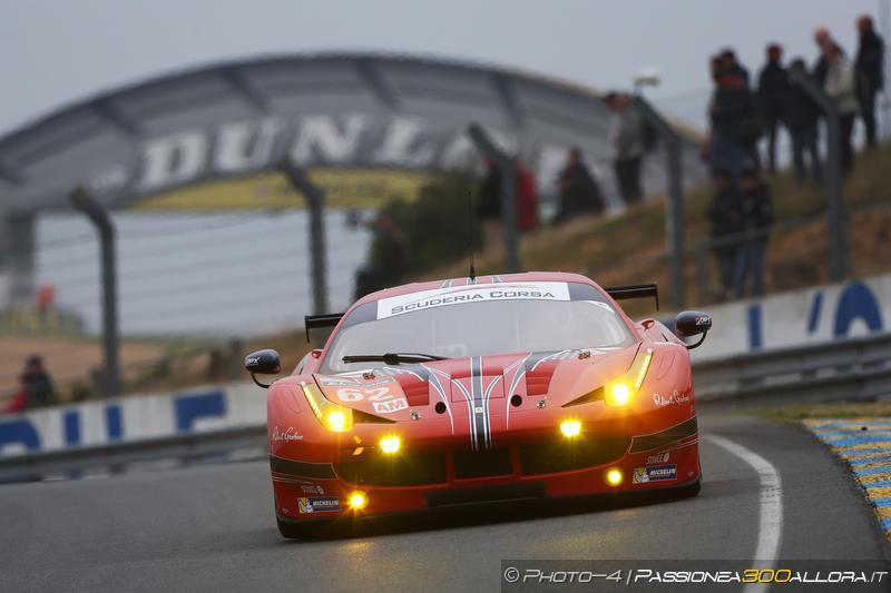 WEC   24h di Le Mans - Anteprima GTE-Am e orari