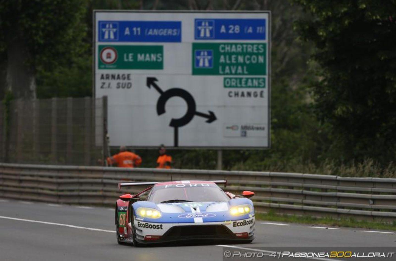 WEC   Le Mans: pole provvisoria per Porsche, Ford esce allo scoperto