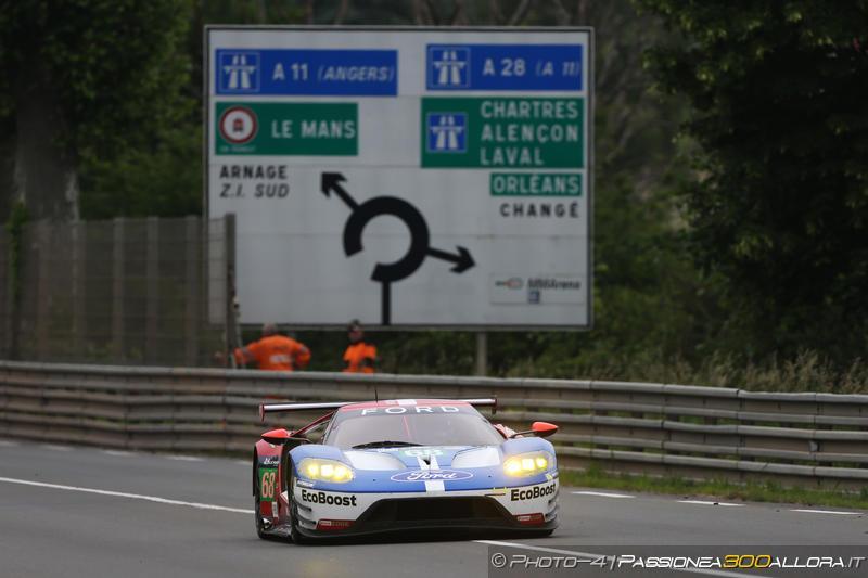 WEC | Le Mans: pole provvisoria per Porsche, Ford esce allo scoperto