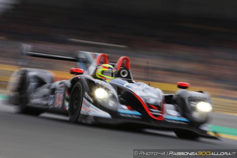 WEC   24h di Le Mans - Anteprima LMP2