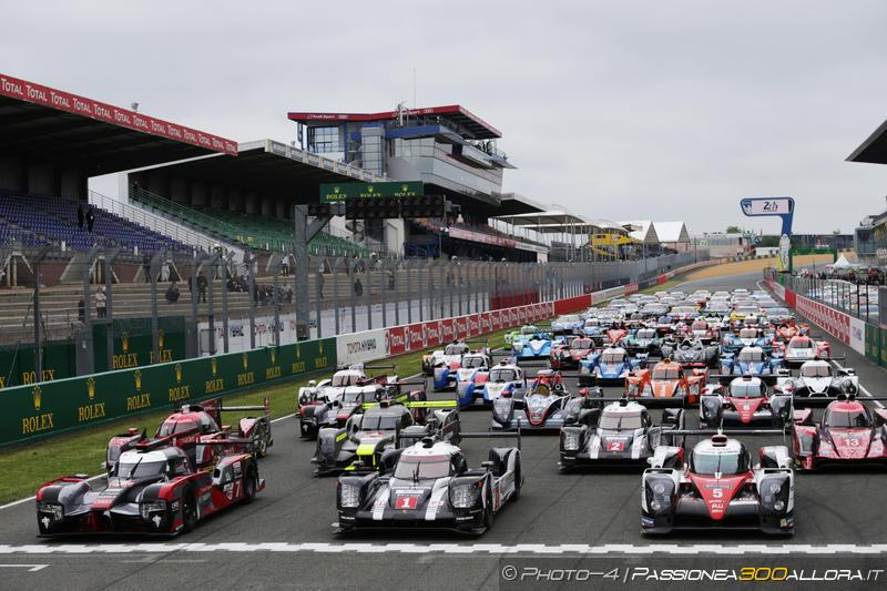 WEC   24h di Le Mans - Anteprima LMP1