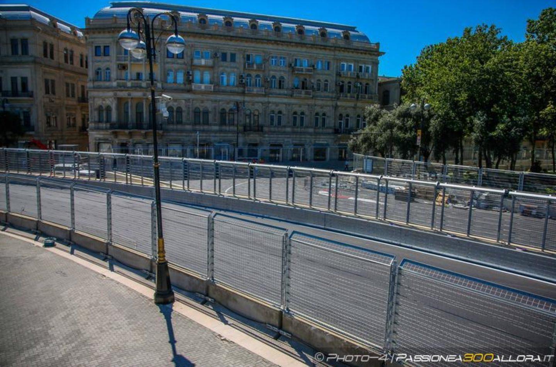 F1 | Button e Rosberg criticano la sicurezza della pista di Baku