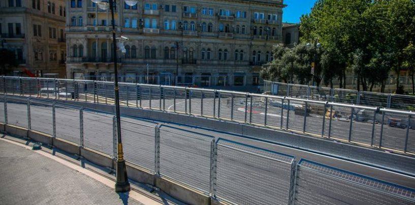 F1   Button e Rosberg criticano la sicurezza della pista di Baku