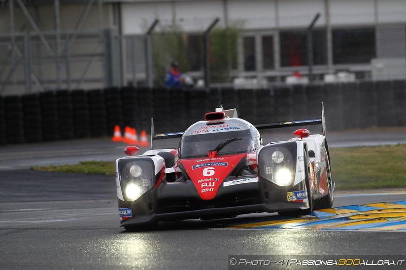 WEC | Le Mans: Toyota allunga, Porsche #1 fuori, Ferrari leader in GTE-Pro