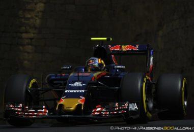 F1   Toro Rosso conferma Carlos Sainz jr. per il 2017