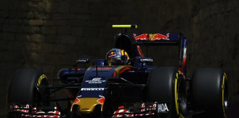 F1 | Toro Rosso conferma Carlos Sainz jr. per il 2017