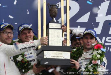 WEC   Le classifiche di campionato dopo Le Mans