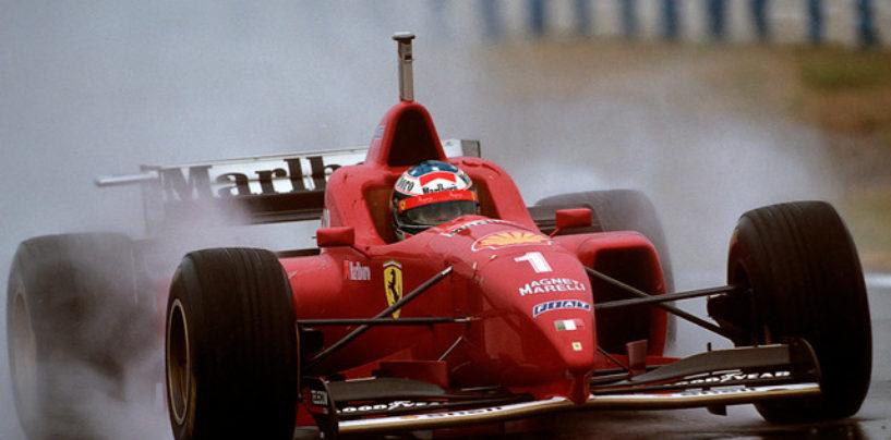 """<span class=""""entry-title-primary"""">Semplicemente 2 giugno 1996</span> <span class=""""entry-subtitle"""">La prima in rosso di Michael</span>"""