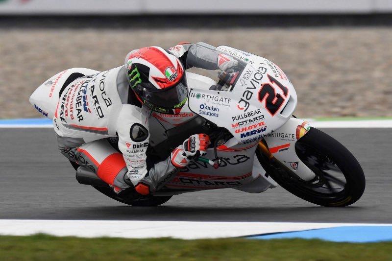 Moto3 | GP Malesia: Bagnaia vince su Kornfeil e Bendsneyder