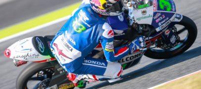 Motomondiale, GP Aragona: Lowes e Bastianini in pole in Moto2 e Moto3