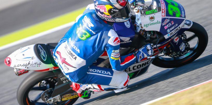 Motomondiale | Assen: quaterna italiana in Moto3, Lüthi svetta in Moto2