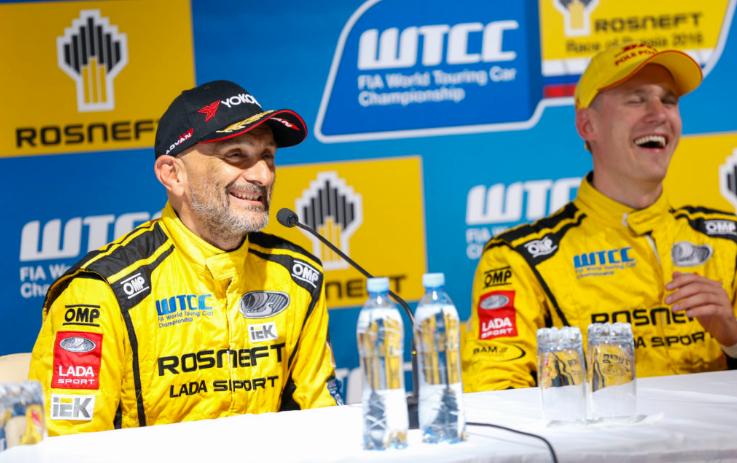 WTCC | Russia: doppietta Lada con Tarquini e Catsburg