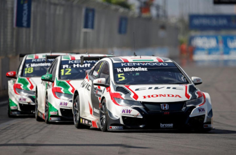 WTCC   Decisione definitiva sul fondo piatto Honda