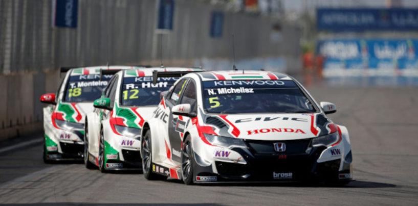 WTCC | Decisione definitiva sul fondo piatto Honda