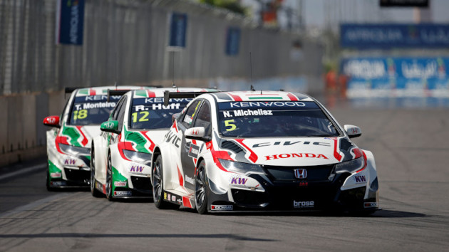 WTCC | Decisione definitiva sul fondo piatto Honda