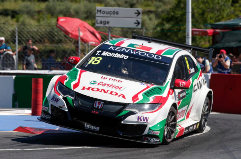 WTCC | Portogallo: Coronel e Monteiro non sbagliano, López si difende