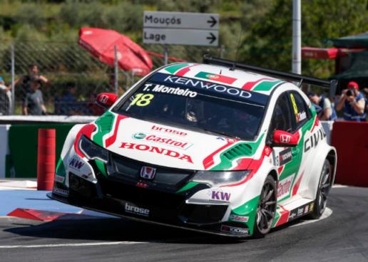 WTCC   Portogallo: Coronel e Monteiro non sbagliano, López si difende