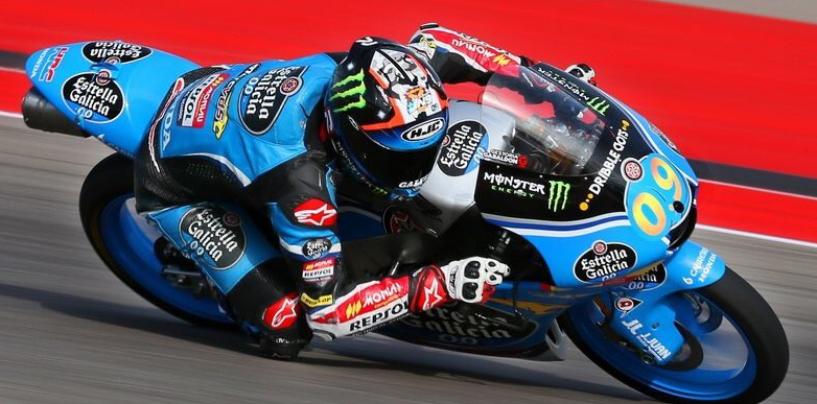 Moto3 | Gp Aragona: Navarro vince, Binder è Campione