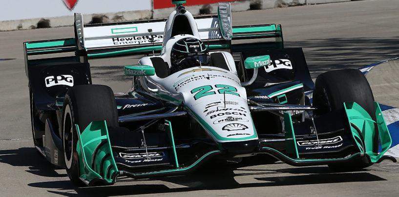 IndyCar | Pagenaud in pole sul filo dei millesimi a Detroit