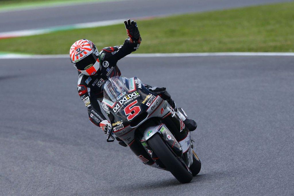 Moto2 | GP Catalunya, Zarco vince in solitaria