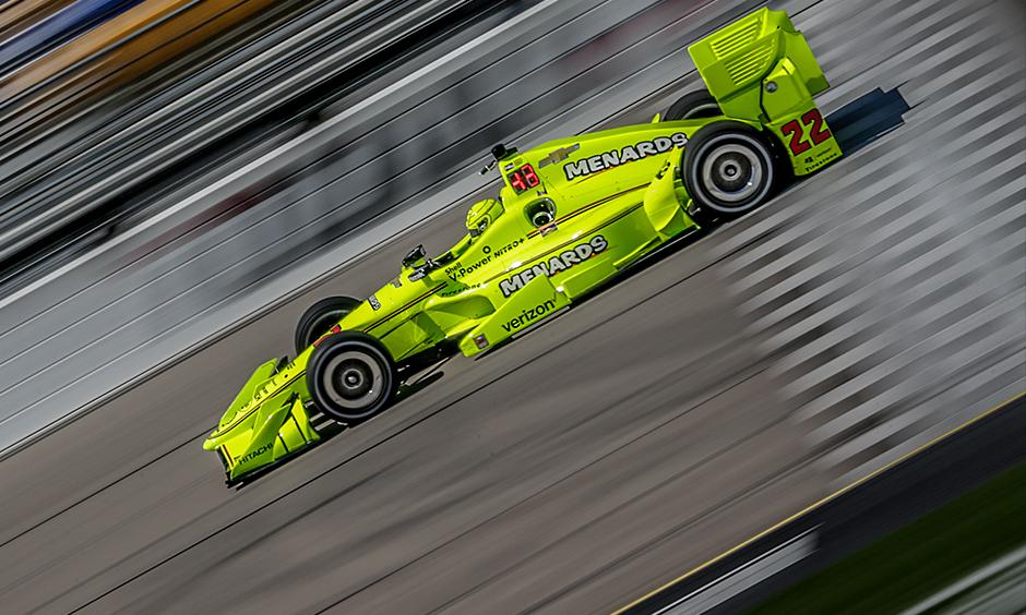 Indycar   Ancora una pole position per Pagenaud in Iowa