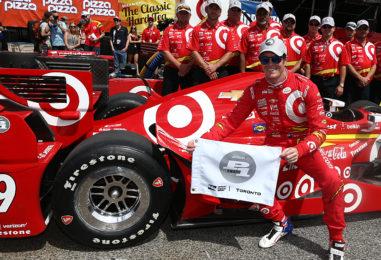 Indycar   A Toronto prima pole stagionale per Scott Dixon
