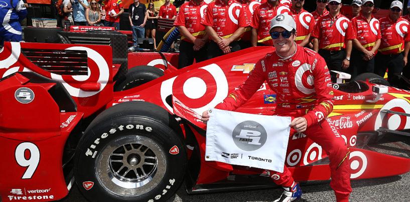 Indycar | A Toronto prima pole stagionale per Scott Dixon