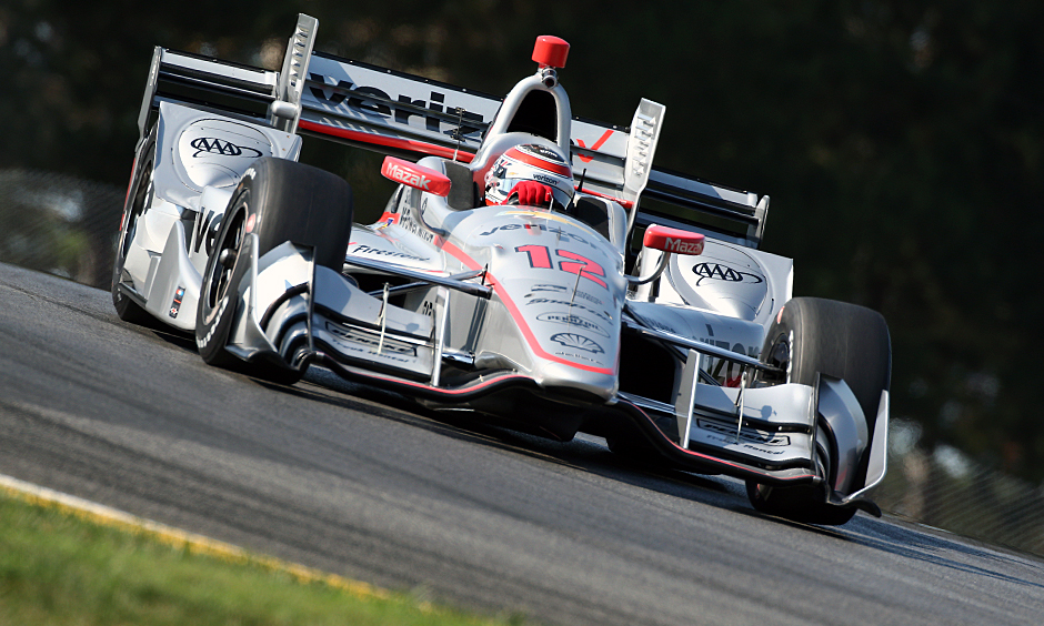 Indycar   Dixon e Power i migliori al venerdì