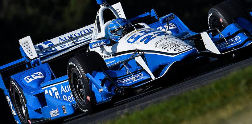 Indycar | Pagenaud si prende la pole a Mid-Ohio