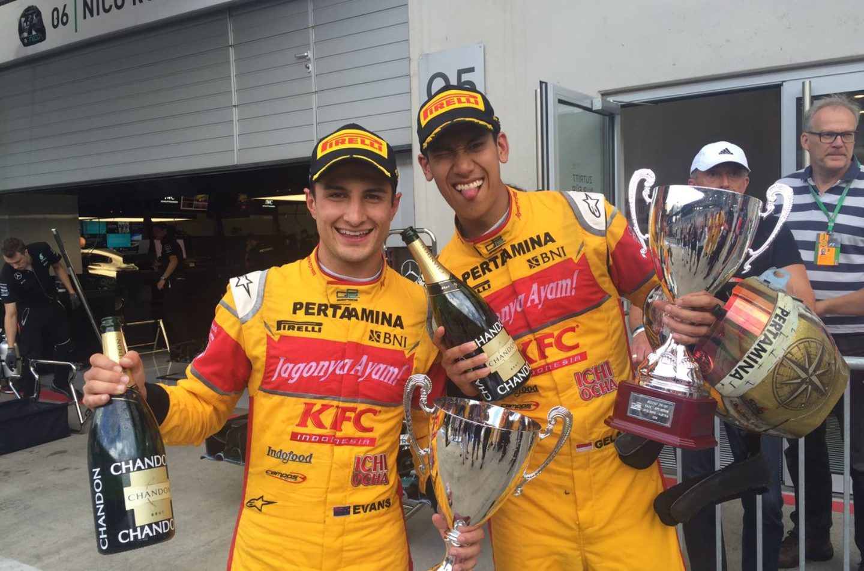 GP2 | Evans vince a Zeltweg nel caos più totale