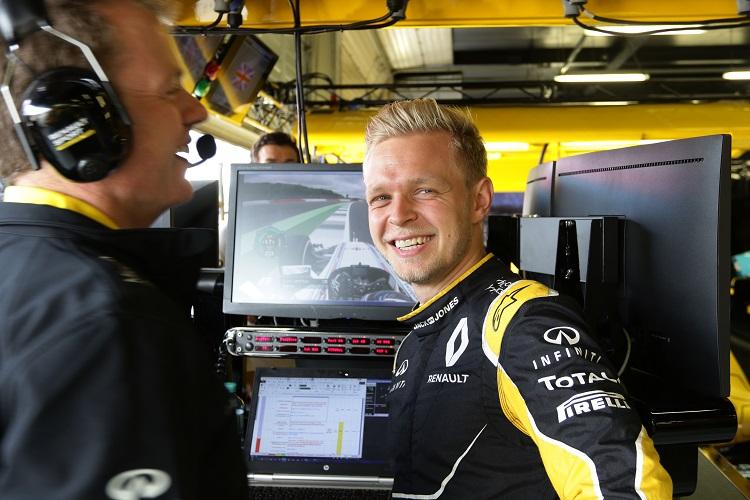 F1 | Renault, Magnussen: una buona gara in Ungheria è possibile
