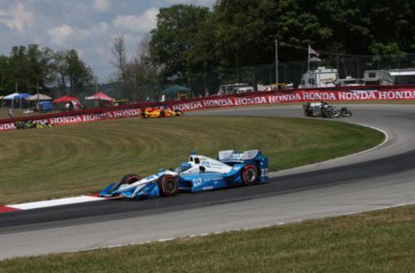 Indycar   Pagenaud vince di forza a Mid-Ohio
