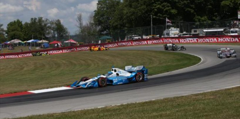Indycar | Pagenaud vince di forza a Mid-Ohio