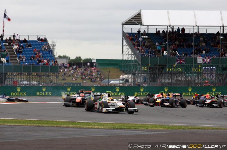 GP2   GP Gran Bretagna - Anteprima