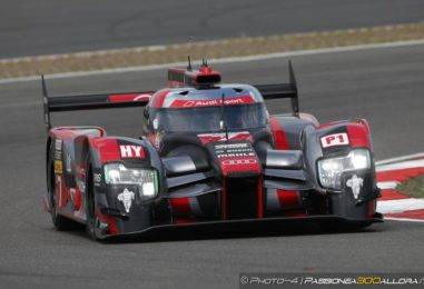 WEC | Nürburgring: doppietta Audi in qualifica, Aston domina tra le GT