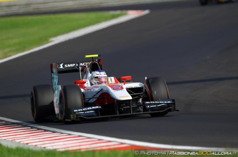 GP2   Ungheria: si sblocca Sirotkin, italiani in ombra