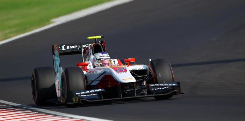 GP2 | Ungheria: si sblocca Sirotkin, italiani in ombra