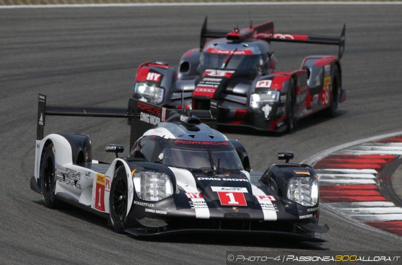 WEC   Nürburgring: Porsche #1 torna alla vittoria, doppietta Ferrari tra le GT