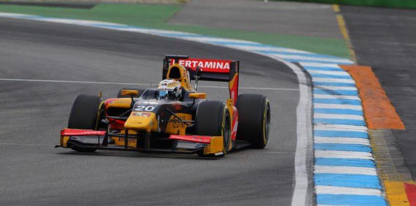 GP2   Giovinazzi escluso dalle qualifiche