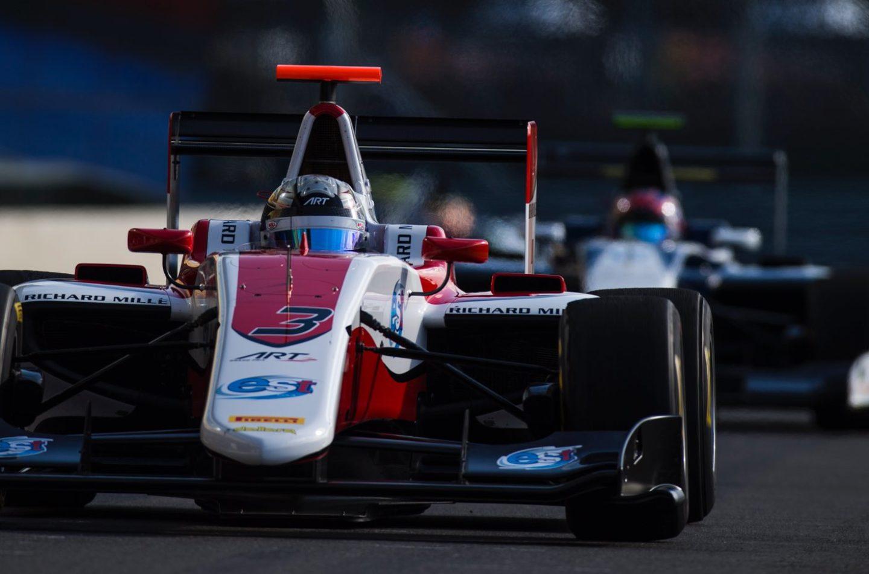 GP3 | GP Abu Dhabi, Albon in pole, Leclerc 5°
