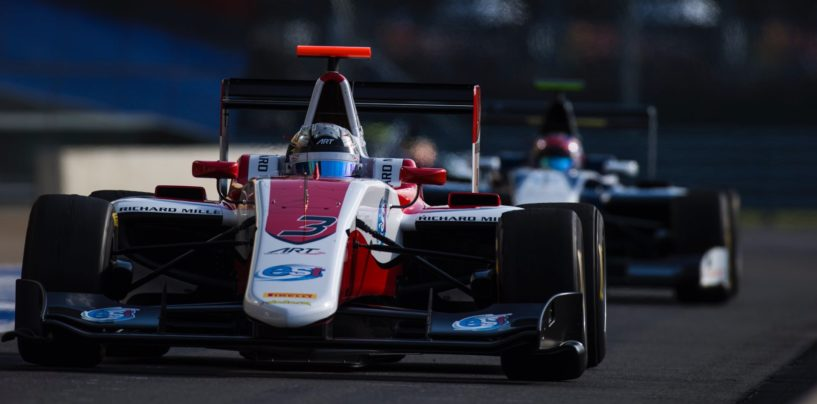 GP3 | GP Germania, Albon in pole