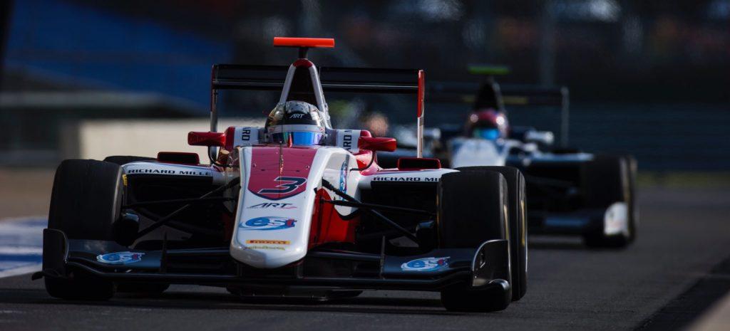 GP3 | GP Germania, Albon in pole