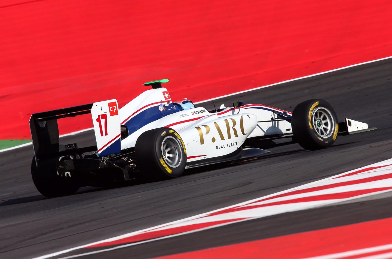 GP3   Austria, Boschung vince gara-2, Safety Car protagonista