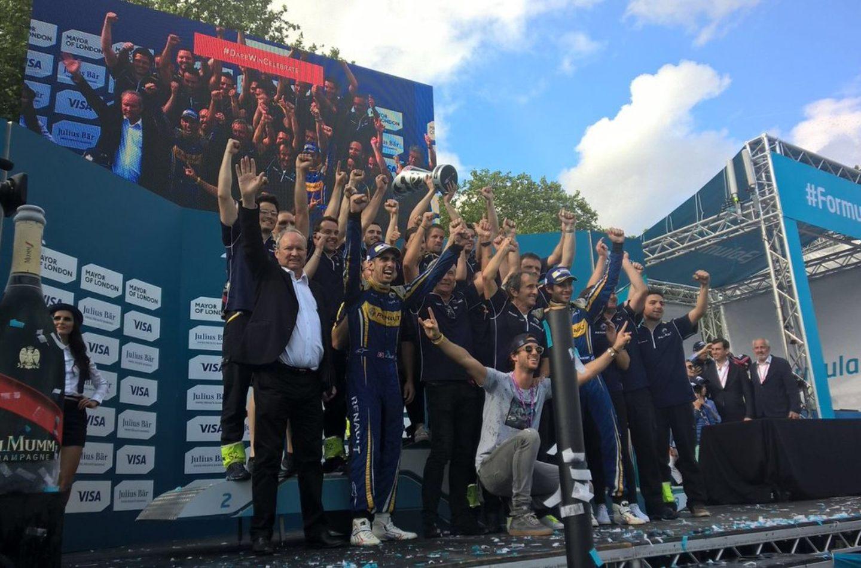 Formula E   Londra: vince ancora Prost, Buemi campione con il giro veloce