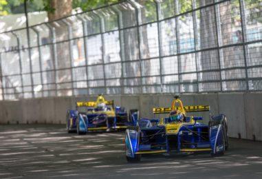 Formula E   Londra: Buemi stacca la pole e pareggia di Grassi