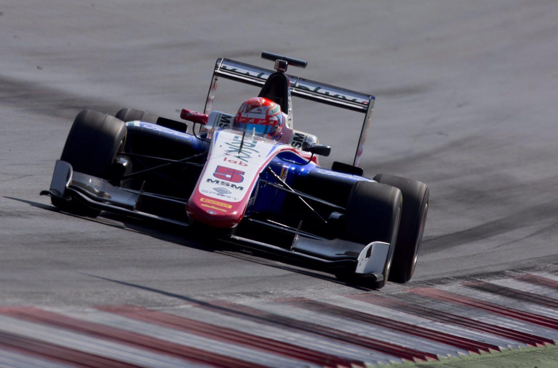 GP3   GP Gran Bretagna, gara 2: Fuoco coglie la prima vittoria